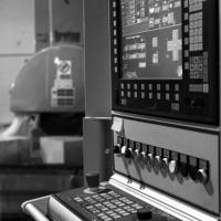 Pannello di controllo macchina CNC