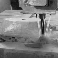 Fresatura superficie esterna