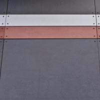 Rivestimento per facciata ventilata in Fibrocemento